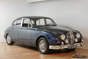 SOLD Jaguar MKII 3.4