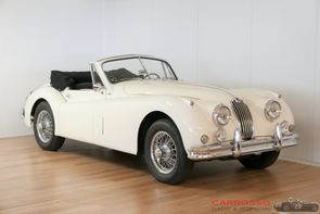 SOLD Jaguar XK140 DHC SE