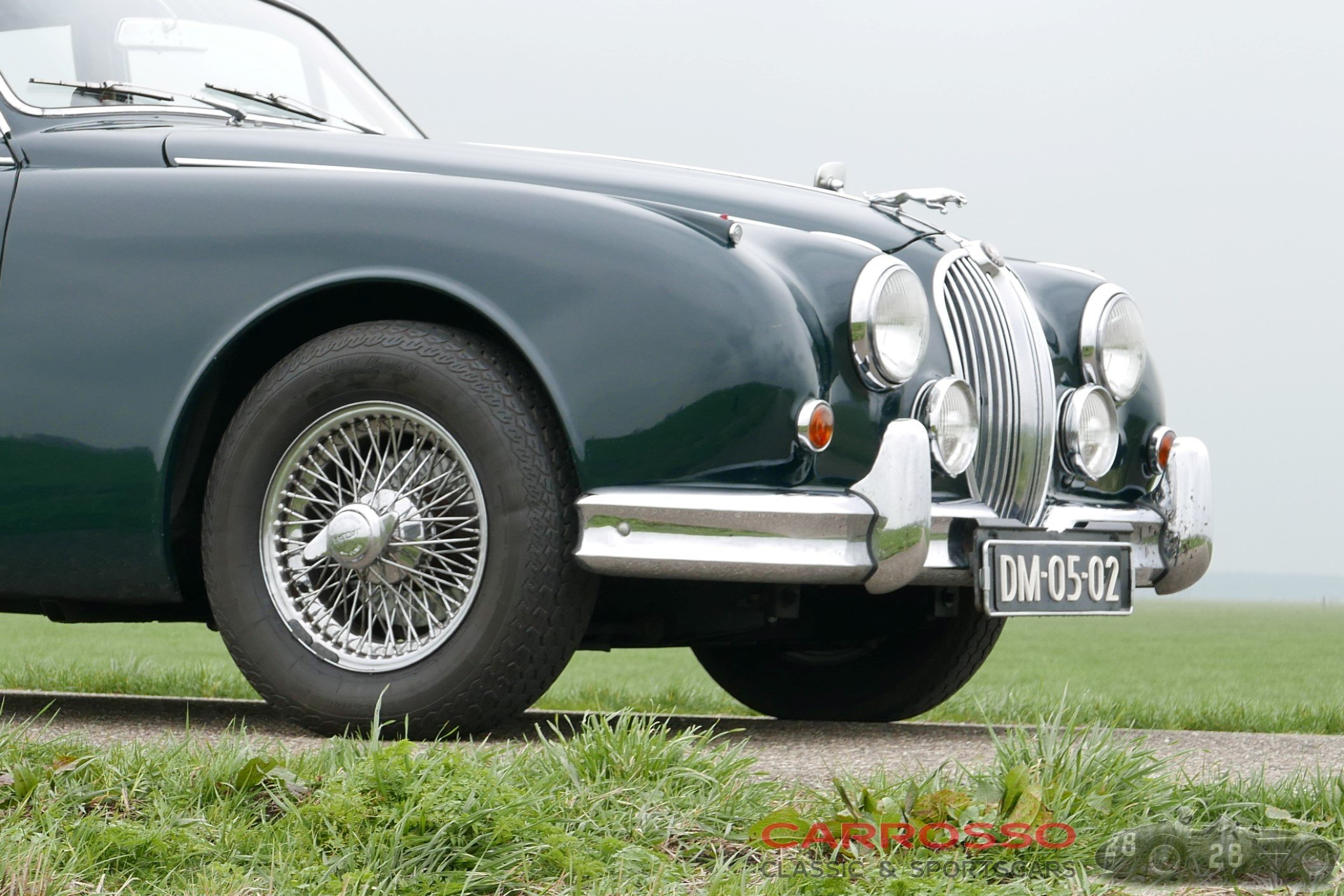 16Jaguar Mark 2 2.4 (11)
