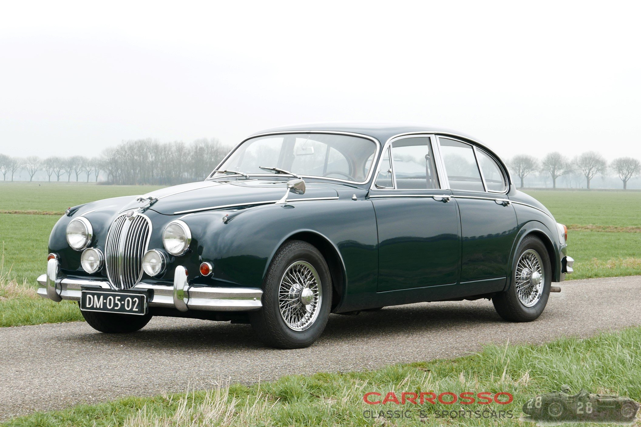 18Jaguar Mark 2 2.4 (54)