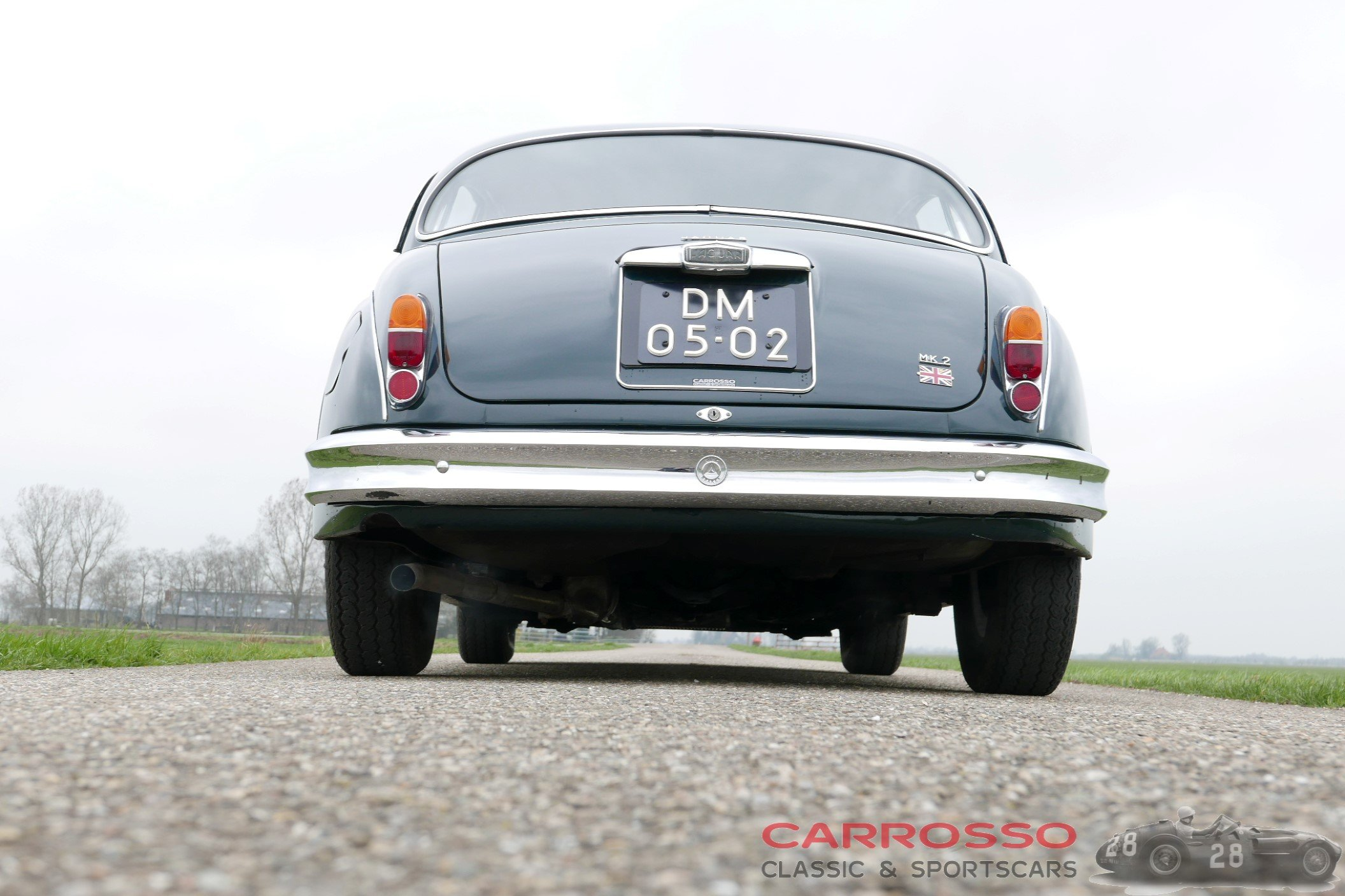 28Jaguar Mark 2 2.4 (60)