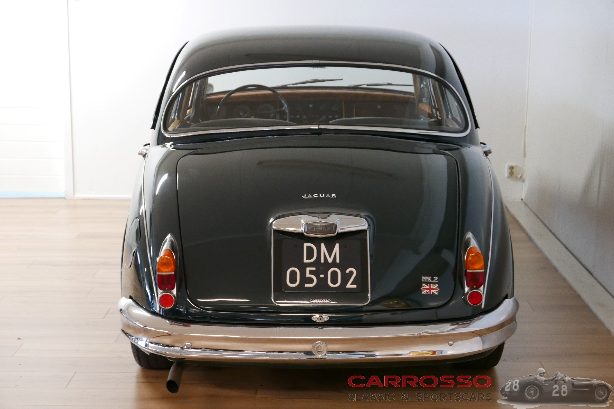 35Jaguar Mark 2 2.4 (78)