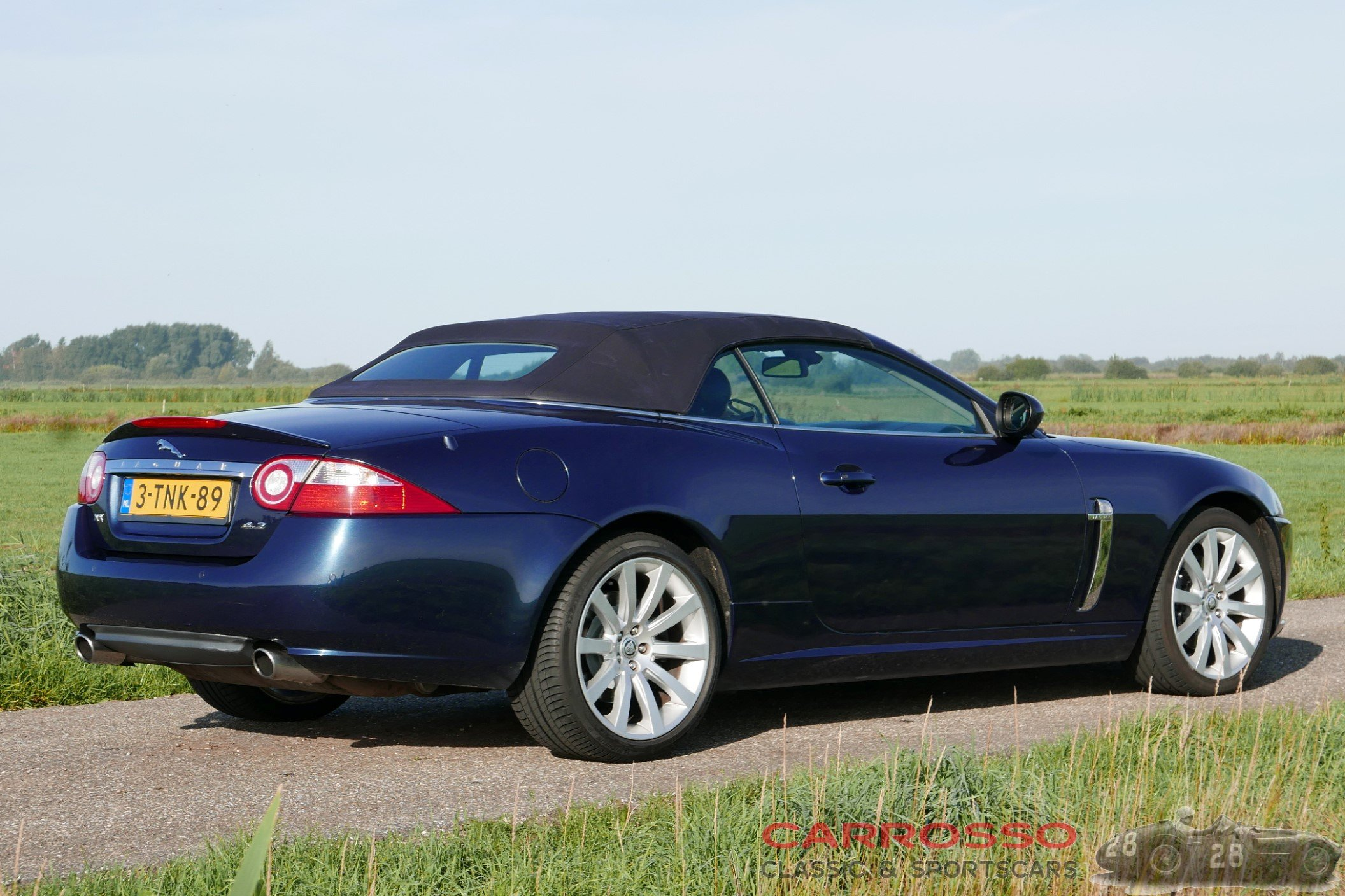 2Jaguar XK convertible (14)