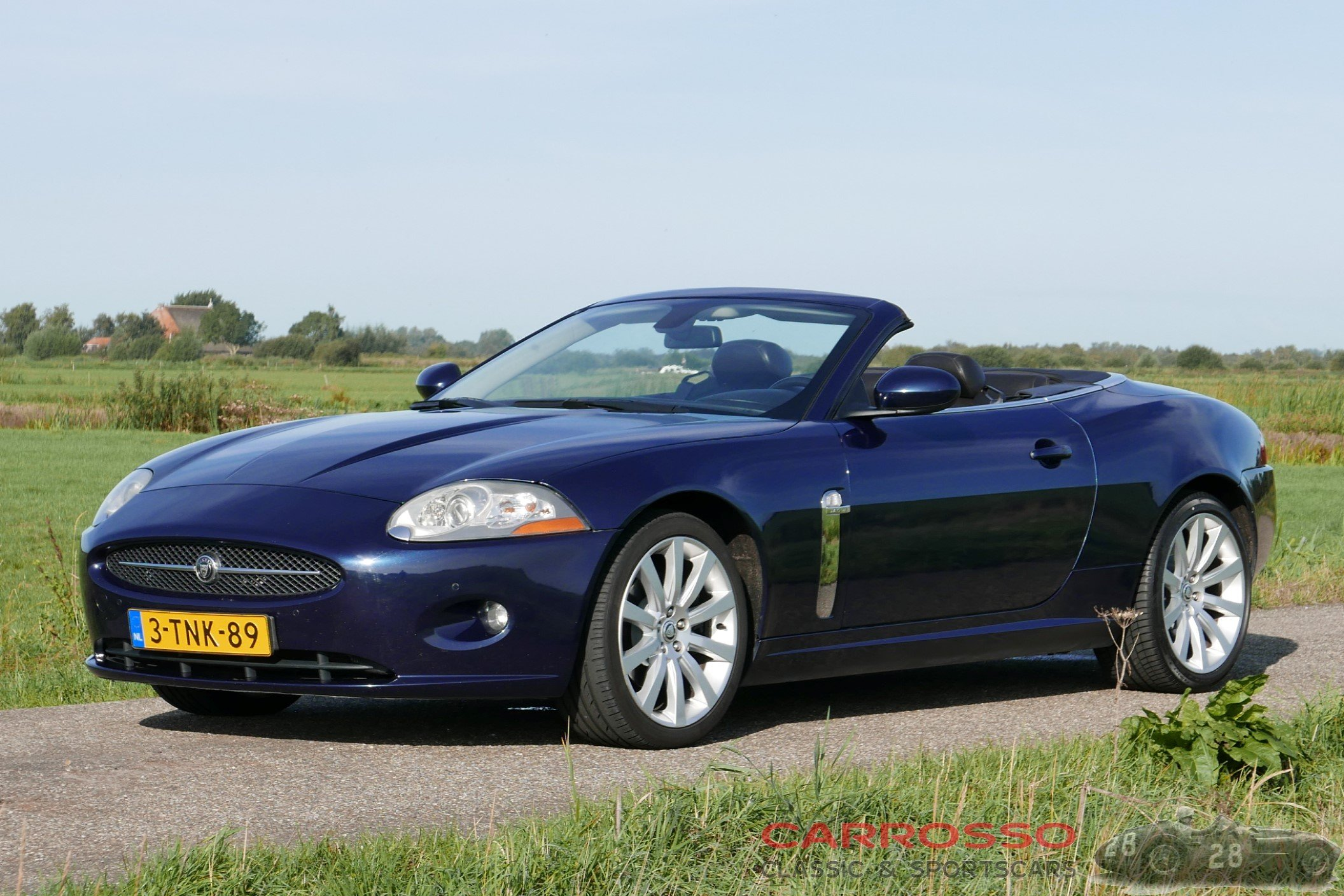 30Jaguar XK convertible (50)