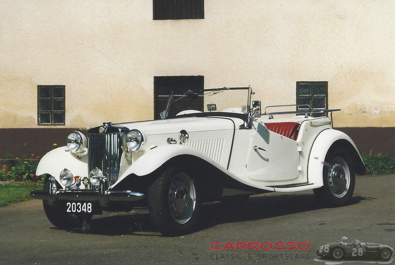 1951年  MG TD