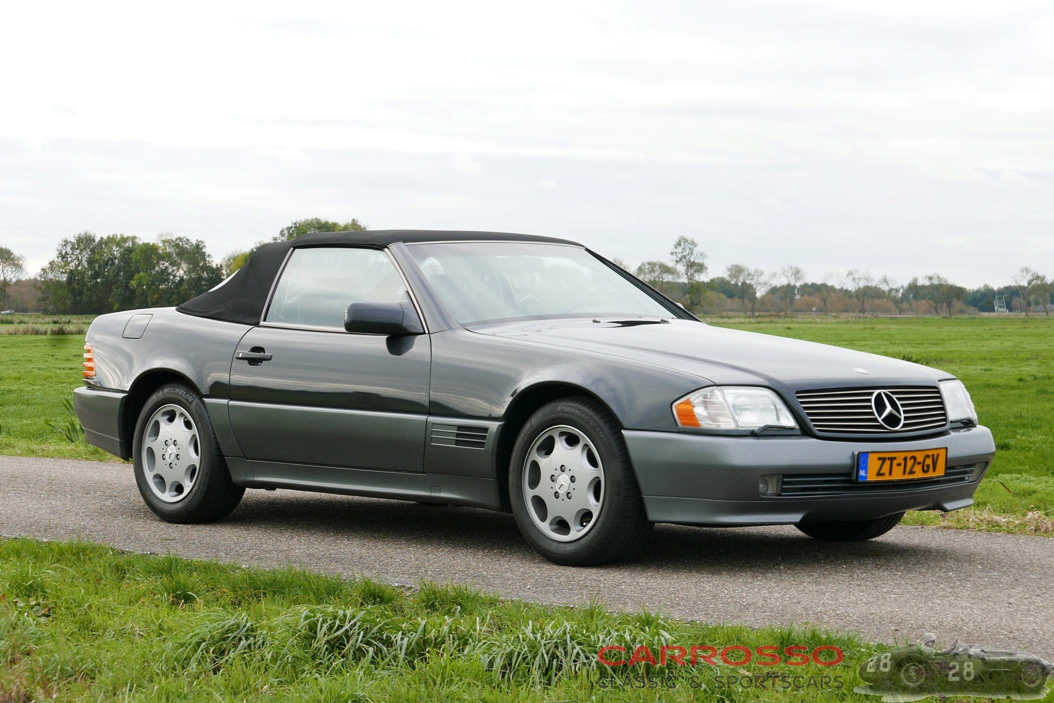 22Mercedes Benz SL 300 (20)