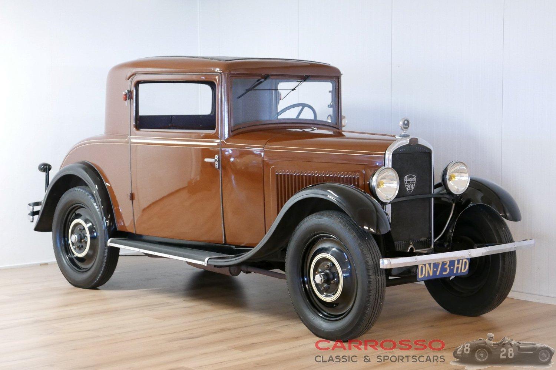 1928年 プジョー 201